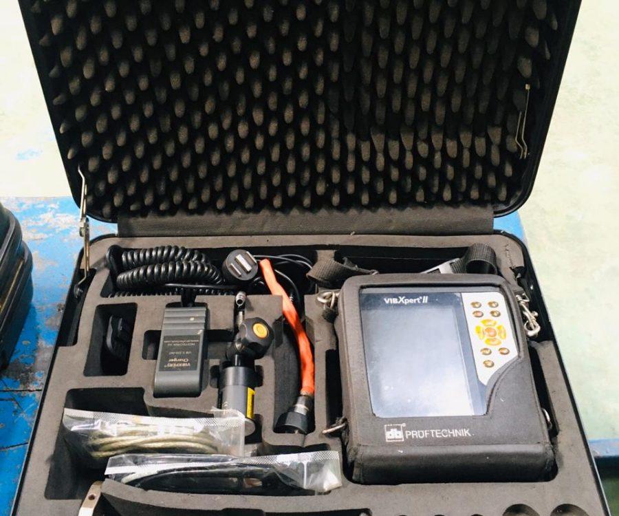 Vibration Analyzer dual Chanel and Portable Balancer